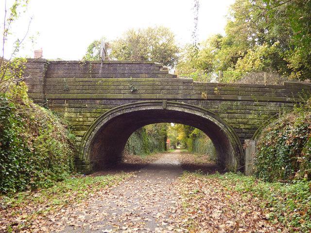 Crosby Green bridge