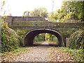 SJ3993 : Crosby Green bridge by Stephen Craven