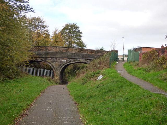 Three Butt Lane bridge