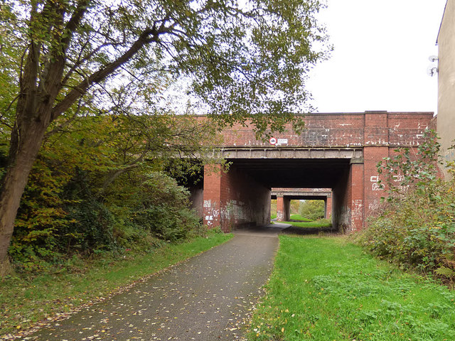 Muirhead Avenue bridges