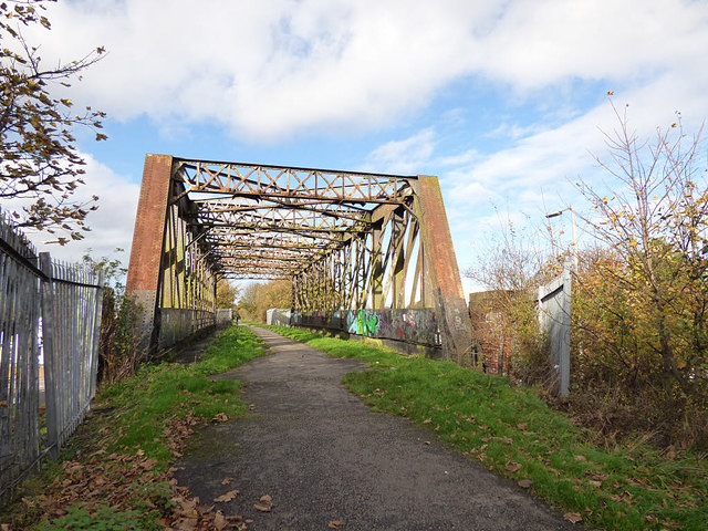 Former Townsend Avenue railway bridge