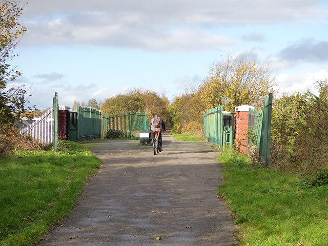 Bridge over Philbeach Road