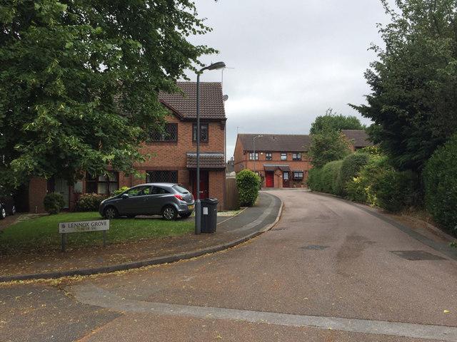 Lennox Grove, Boldmere, Birmingham