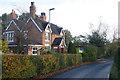 SJ5658 : Brook House, Bunbury by Stephen McKay