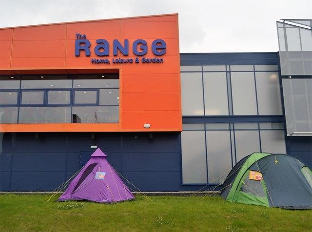 The Range, Sugar Mills Retail Park