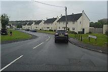SX5153 : Home Farm Rd by N Chadwick