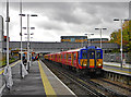 TQ1673 : Train at Twickenham station - November 2017 by The Carlisle Kid