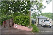 SX5250 : Footpath off Wembury Rd by N Chadwick