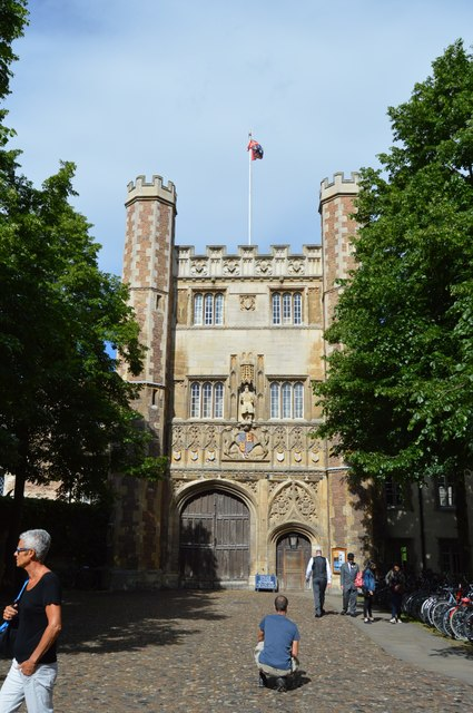 Gate, Trinity College