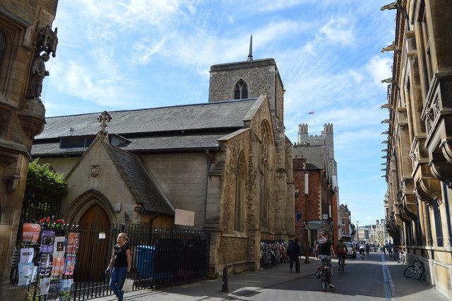 Church of St Michael