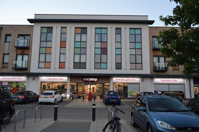 Shops, Unwin Square, Orchard Park