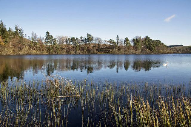 Cauldshiels Loch