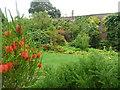 NX0942 : Walled Garden, Logan Botanic Garden by Humphrey Bolton