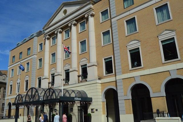 Cambridge Hilton