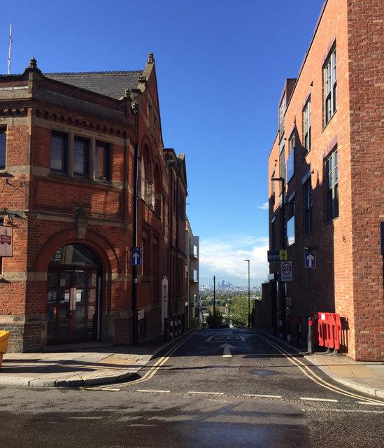 Beardell Street, Crystal Palace
