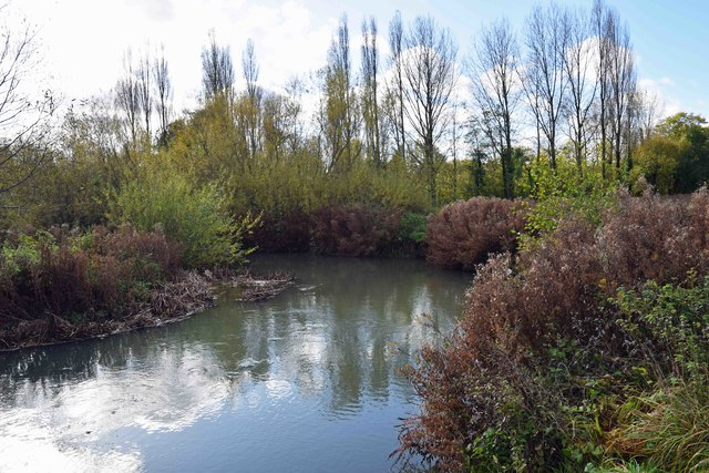 River Windrush, Witney, Oxon
