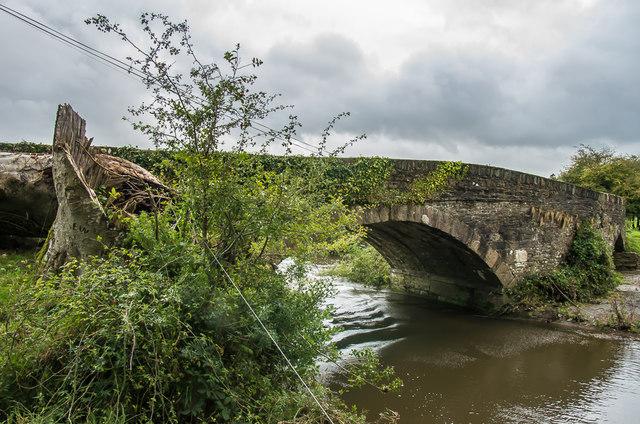 Hellescott Bridge