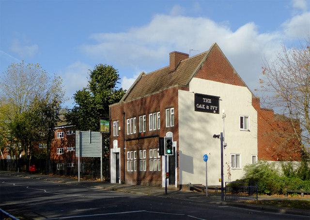 The Oak and Ivy in Bilston, Wolverhampton