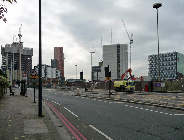 Development, Wandsworth Road