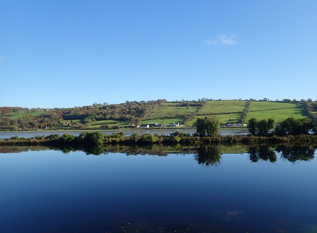 The Middle Bank between the Newry Canal and Newry River