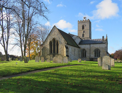 TL6265 : Exning: St Martin by John Sutton