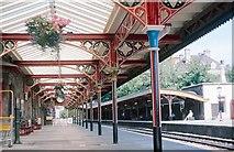 SO7845 : Great Malvern Railway Station by Martin Tester