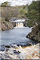 NY9027 : Low Force on the River Tees by cathietinn
