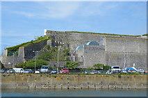 SX4853 : Royal Citadel by N Chadwick