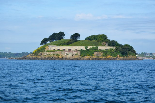 Drake's Island Battery
