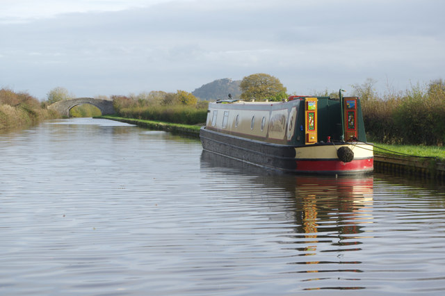 Shropshire Union Canal near Duttons Bridge