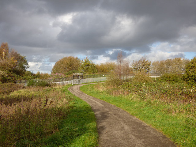 Curved path, NCN62