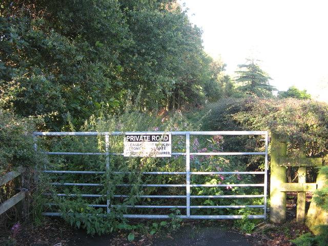Blind Lane, Drighlington