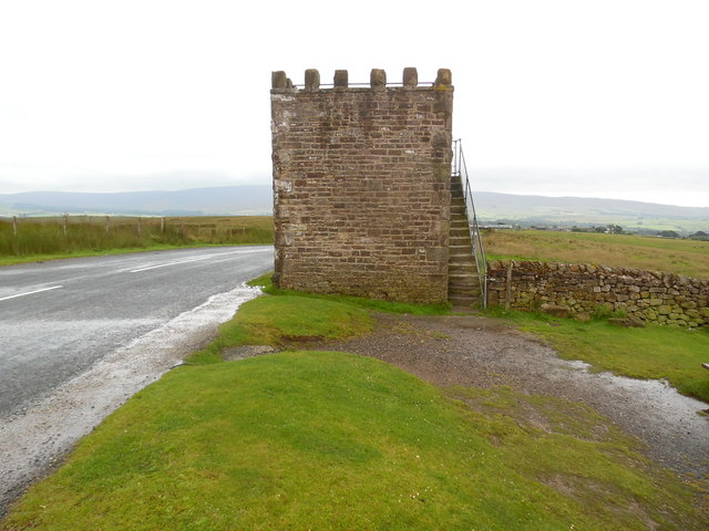 Jubilee Tower, Quernmore