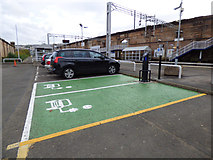 NS2875 : Electric car charging points by Thomas Nugent