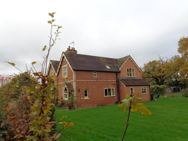 House in Knighton, near Inkberrow, Worcestershire