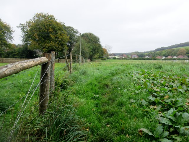 Footpath to Droke Lane