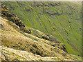 NY4209 : Rock tiers of Threshthwaite Crag by Trevor Littlewood