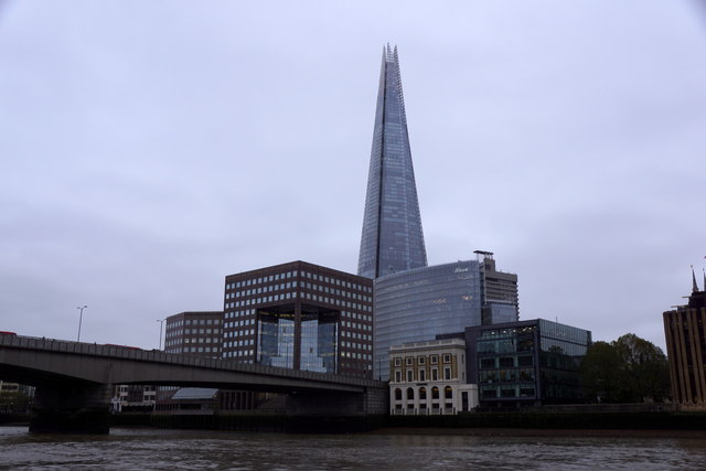 London Bridge and the Shard