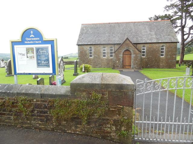 Quernmore Methodist Church, Lancs