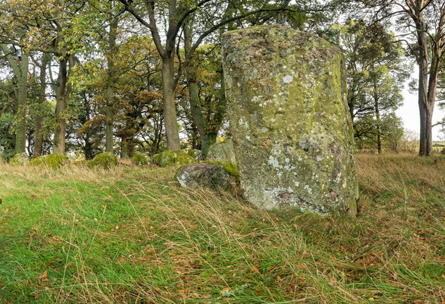 Druid Temple Chambered Cairn and Stone Circle