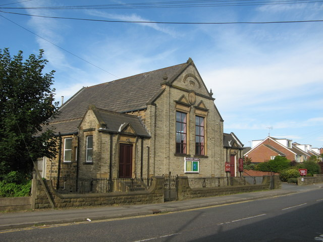 Drighlington Methodist Church, King Street
