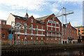 SE6051 : Woods Mill/Queens Staith, York by Chris Allen