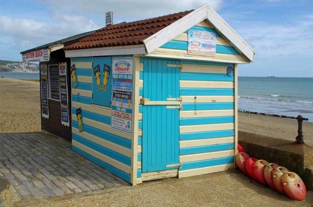 Beach Hut Hire, Sandown
