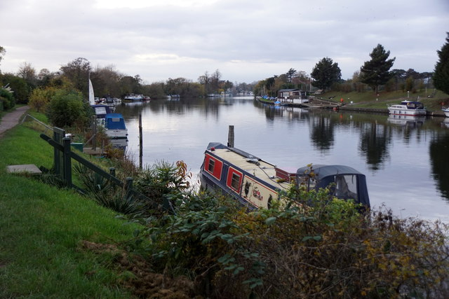 River Thames at Molesey