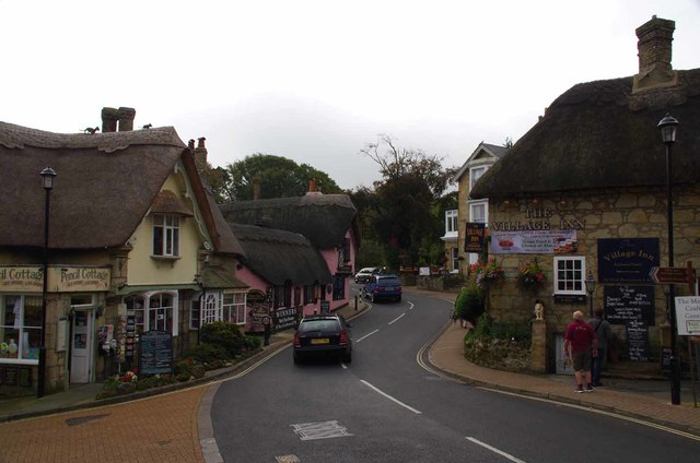 A Rather Dull Morning in Shanklin