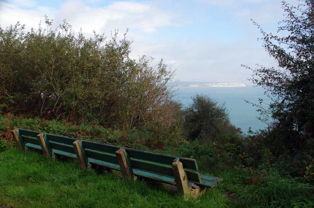 A Seat on the Cliff