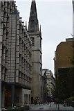 TQ3380 : Church of St Margaret Pattens by N Chadwick