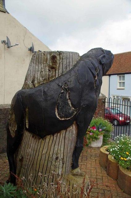 The Brading Bull