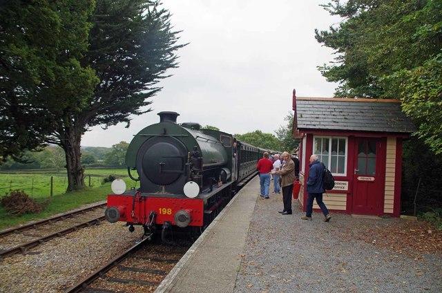 Wootton Station