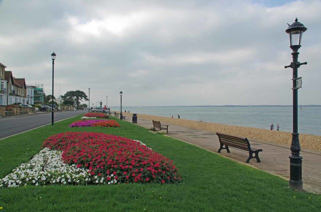 Cowes Esplanade